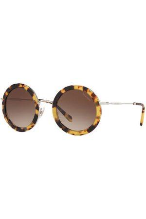 Miu Miu Damen Sonnenbrillen - Sonnenbrille Mu 59us gruen