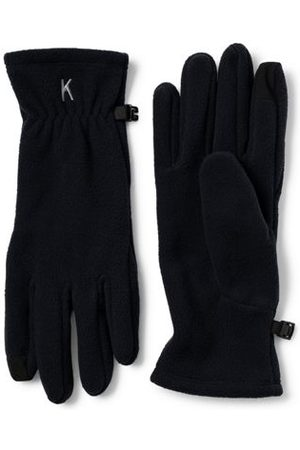 Lands' End ThermaCheck 100 Easy Touch Fleece-Handschuhe