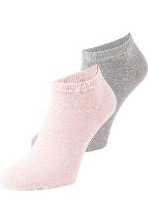 TOM TAILOR Kinder Sneaker-Socken im Doppelpack, , unifarben, Gr.35-38