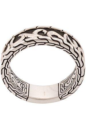 John Hardy Herren Ringe - Classic Chain Keris Dagger' Ring