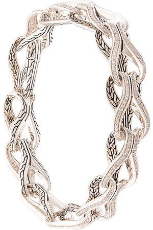 John Hardy Asli Classic Chain' Armband mit Diamanten