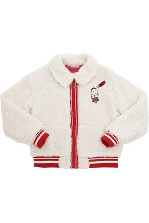 Dolce & Gabbana Jacke Aus Kunstshearling