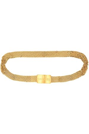 Chanel Pre-Owned Armband mit Schnallen