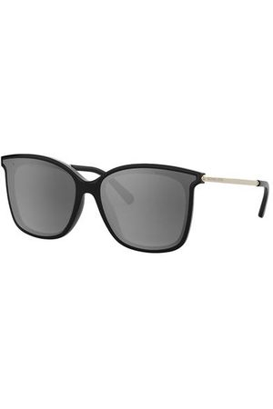 Michael Kors Damen Sonnenbrillen - Sonnenbrille mk2079u schwarz