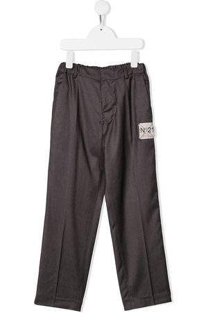 Nº21 Elasticated waist trousers