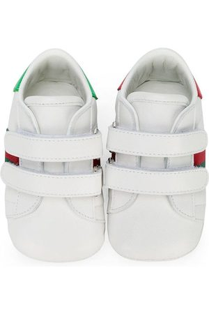 Gucci Sneakers mit Webstreifen