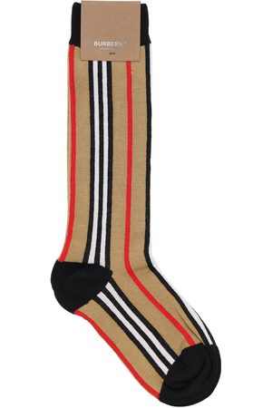 """Burberry Socken Aus Baumwollstrick """"icon"""""""