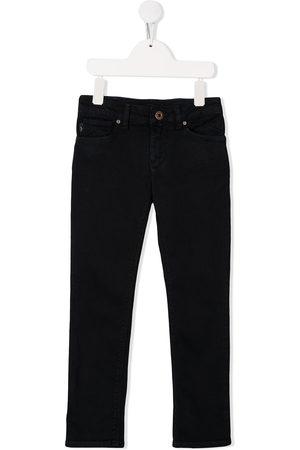 Emporio Armani Halbhohe Skinny-Jeans