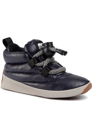 sorel Out N About Puffy Lace NL3398 Black 010