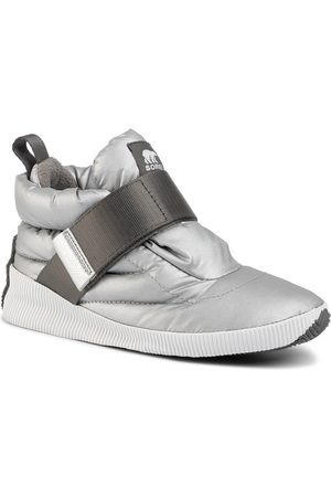 sorel Schneeschuhe - Out N About Puffy NL3400 Pure Silver 034