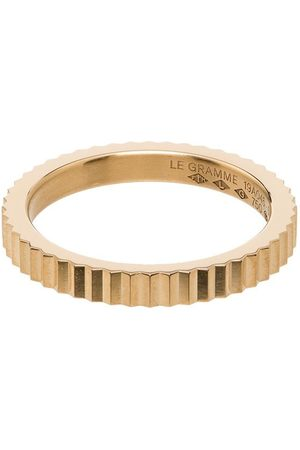 Le Gramme Guilloche' Ring