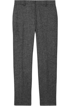 Burberry Taillierte Cropped-Hose