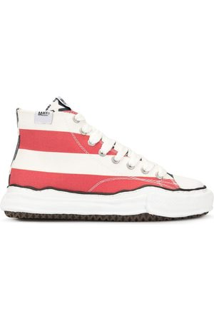Maison Mihara Yasuhiro Sneakers - Gestreifte Sneakers
