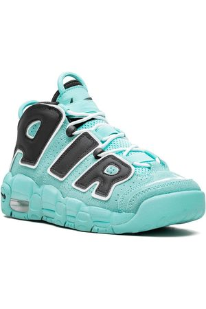 Nike TEEN 'Air More Uptempo' Sneakers