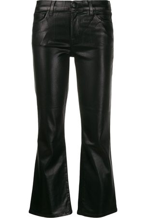 J Brand Hose im Metallic-Look