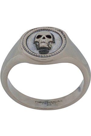 NORTHSKULL Kleiner 'Atticus' Ring mit Totenkopf