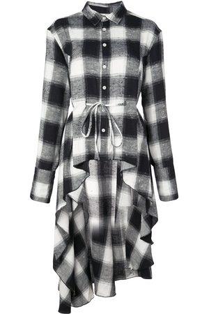 HACULLA Damen Freizeitkleider - Kariertes Hemdkleid