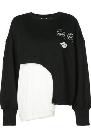 HACULLA Damen Sweatshirts - Witch Hybrid' Sweatshirt