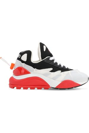 FORWARD 50mm Hohe Sneakers Aus Nylon Und Mesh