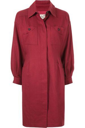 Hermès Damen Mäntel - Pre-owned schmaler Mantel