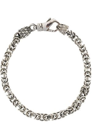 EMANUELE BICOCCHI Armband mit byzantinischer Kette