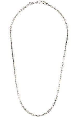 Emanuele Bicocchi Halsketten - Halskette mit byzantinischen Kettengliedern