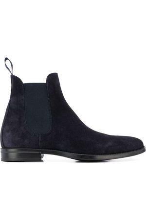 Scarosso Herren Chelsea Boots - Chelsea-Boots aus Wildleder