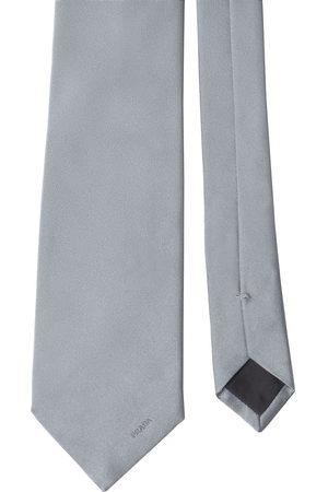Prada Krawatte aus Seidensatin