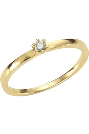 Orolino Ring 750/- Gelbgold Brillant, 53
