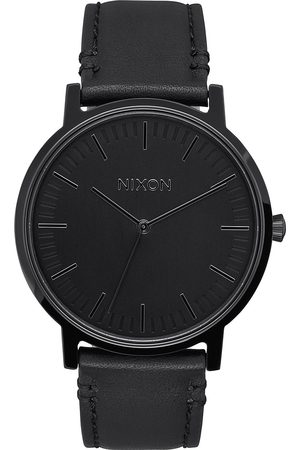 Nixon Uhren - The Porter Leather