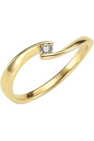 Orolino Ring 750/- Gelbgold Brillant, 54
