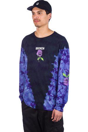 Broken Promises Herren Longsleeves - Thornless Tie Dye Long Sleeve T-Shirt