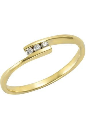 Orolino Ring 585/- Gelbgold Brillant, 50