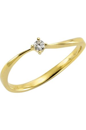 Orolino Ring 585/- Gelbgold Brillant, 52