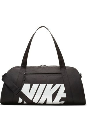 "Nike Sporttasche ""Gym Club"", Synthetik, Label-Print, Schultergurt abnehmbar, 35 l, anthrazit, OneSize"