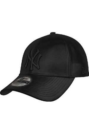 New Era York Yankees Cap 39Thirty, Black Base, Stretch Fit, , M