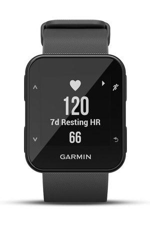 Garmin GPS-Laufuhr Forerunner® 30, dunkelgrau, OneSize