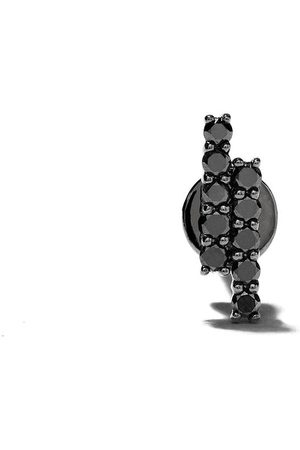 ALINKA 18kt 'Mala' Weißgoldohrring mit Diamanten