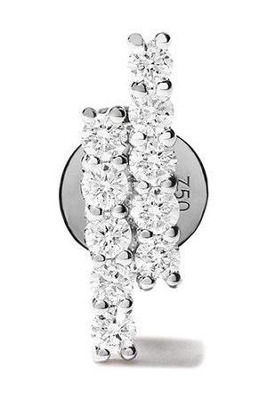 ALINKA Damen Ohrringe - 18kt 'Mala' Weißgoldohrring