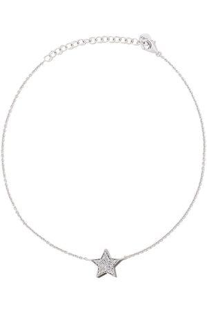 ALINKA 18kt 'Stasia' Weißgoldfußkette