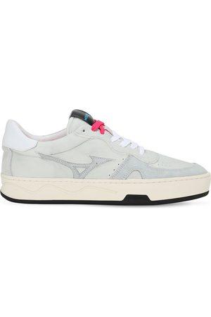 """Mizuno Sneakers Aus Leder Und Wildleder """"saiph 3 Nu"""""""
