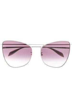 Alexander McQueen Eyewear Damen Sonnenbrillen - Cat-Eye-Sonnenbrille