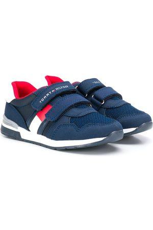 Tommy Hilfiger Jungen Sneakers - Sneakers mit Klettverschluss