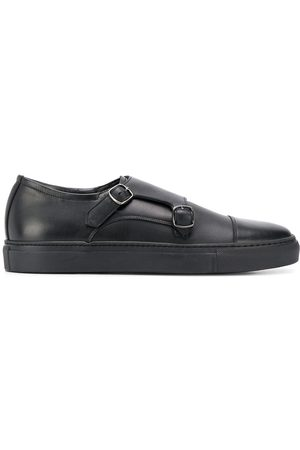 Scarosso Sneakers mit Schnallenriemen