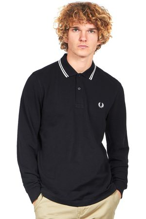 Fred Perry Long Sleeve Twin Tipped Shirt
