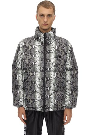 UFU - USED FUTURE Reversible Puffer Jacket