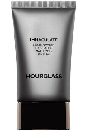 Hourglass Damen Immaculate™ Flüssige Puder-Foundation, golden Amber, Amber