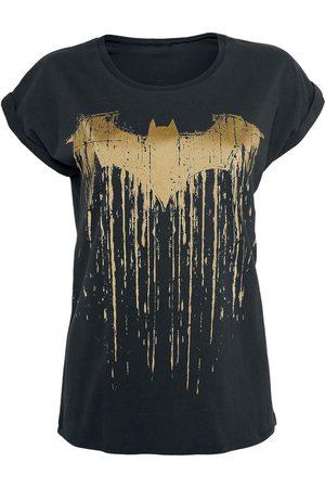 Batman Logo Dripping T-Shirt