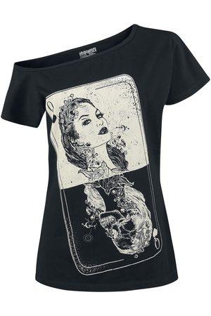 Heartless Tarot Top T-Shirt