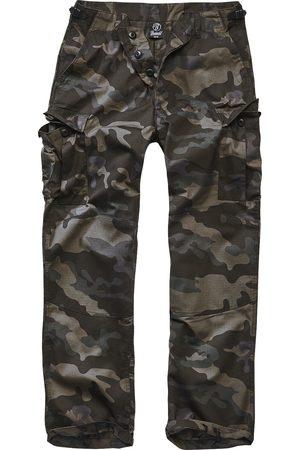 Brandit BDU Ripstop Trouser Cargohose darkcamo
